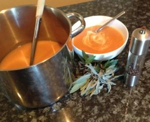lentil soup nutrition