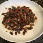 Tamari toasted seeds and nuts