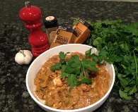 Healthy Food - Spiced Eastern Chicken