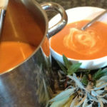 Carrot and Thyme Soup