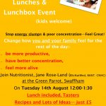 Healthy Lunch Event